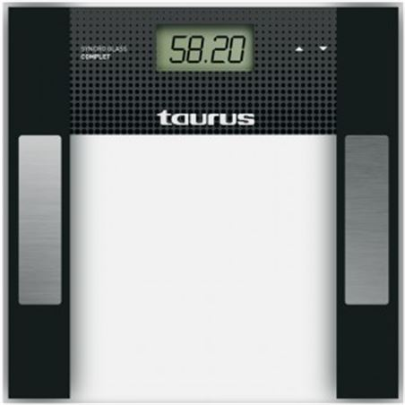 Bascula baño syncro glass complet, Taurus 990541,