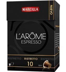 Marcilla 4028366 cafe ristretto l'arome Cápsulas - 4021762