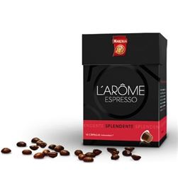 Capsula cafe splendente l' arome Marcilla 4028357 - 4015887