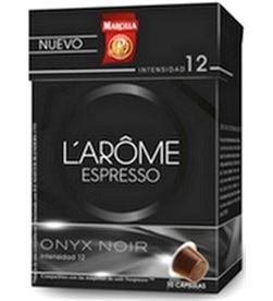 Marcilla 4018046 capsula cafe onix noir l' arome Cápsulas - 4013897