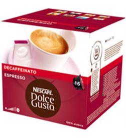 Nestlé bebida dolce gusto espresso decaffeinato new nes12281252 - 12045472CAIXA