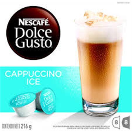 Nestlé bebida dolce gusto cappucino ice nes12120395