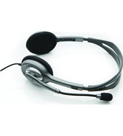 Informatica auriculares logitech 981-000271 stereo headset h11 981000271 - 5099206022423