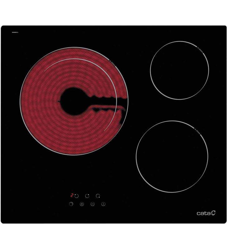 Placas vitrocerámicas Cata tdn 603 08063010 - 08063010