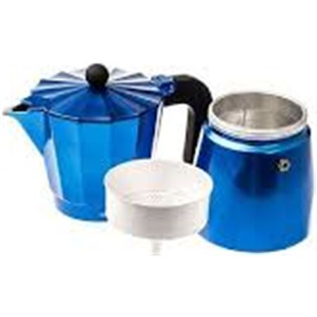 Cafetera 9t induccion azul Oroley 215060400