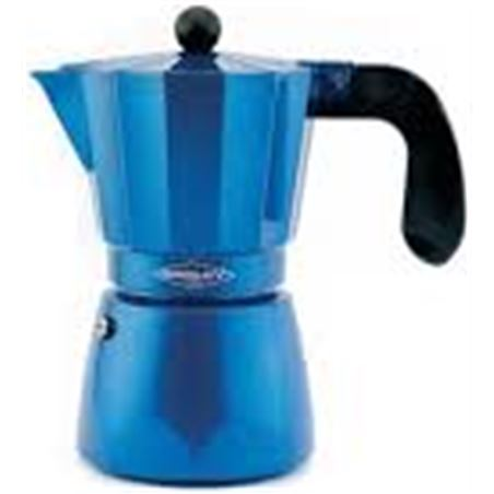 Cafetera 12t induccion azul Oroley 215060500