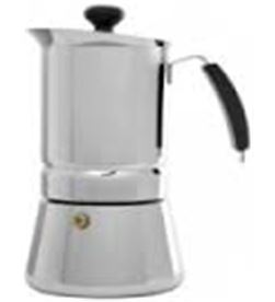 Oroley 215080300 cafetera 4t inox arges Cafeteras express - 215080300