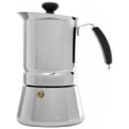 Cafetera 4t inox arges Oroley 215080300 ORO215080300