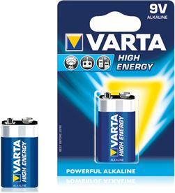 Blx1 6lr61 Varta alc. high energy 9v 4922121411 Cables - 4922121411