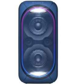 Altavoz portatil Sony GTKXB60L bluetooth azul Altavoces - GTKXB60L