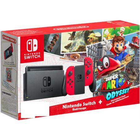 Consola Nintendo switch + super mario odyssey 6452391