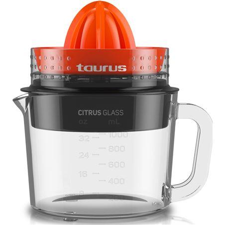 Exprimidor Taurus citrus glass 924254 TAU924254