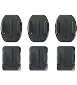 Flat + curved adhesive mounts Gopro aacft001 AACFT-001 - AACFT001