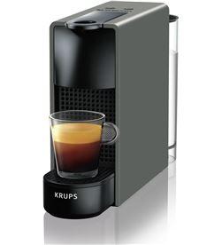 Cafetera nespresso Krups xn1101b essenza mini gris XN110BPR5 - XN110B