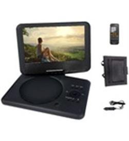Dvd portatil Sunstech DLPM914BK DVD y DVD Grabador - DLPM914BK