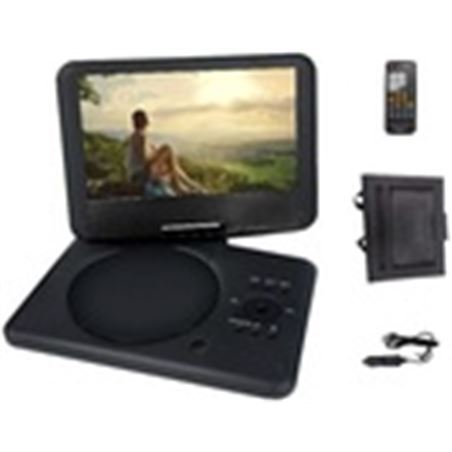 Dvd portatil Sunstech DLPM914BK