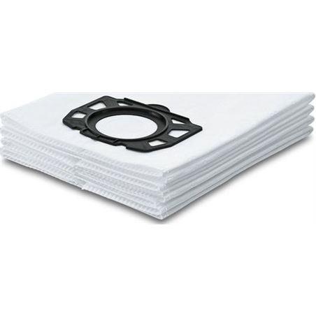 Karcher bolsas textiles para mv4, mv5, mv6 (precio por env 2863006