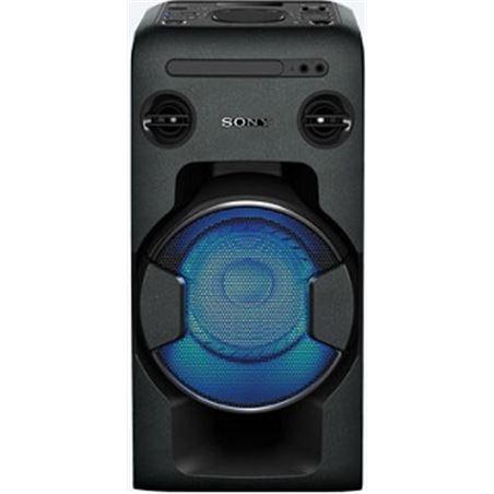 Sony sistema audio mhcv11 bluetooth alta potencia negro MHCV11CEL
