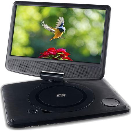 Sunstech dvd portatil DLPM912BK 9