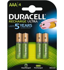 Piles rec Duracell aaa(lr03) b4 stay charge RECARGLR03B4 - AAA(LR03)B4-SC