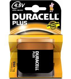 Duracel 4.5V(3LR12)PLUS piles l plus 4.5v (3lr12) 1un alcalines plusmn1203k1 - PLUSMN1203K1