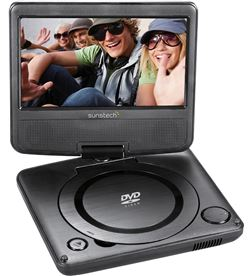 0001185 dvd portatil sunstech dlpm728 usb negre dlpm728bk - DLPM728BK