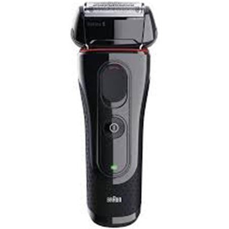 0000456 afeitadora braun*p&g 5030 serie 5 negre/vermell 5030serie5
