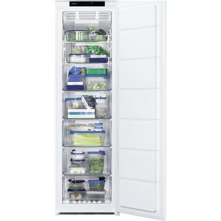 Congelador v Zanussi zbf22451sa 177x54cm a+ integr ZANZBF22451SA