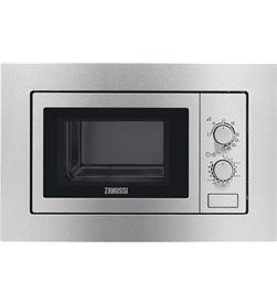 Microones grill 20l Zanussi ZSG20100XA inox integr - 947607342