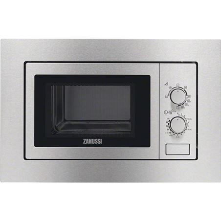 Microones grill 20l Zanussi ZSG20100XA inox integr