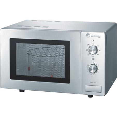 Microones grill 18l Balay 3WGX2018 inox