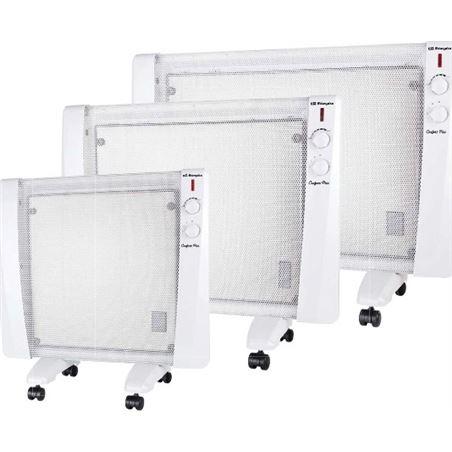 Radiador de mica Orbegozo RM1000 1000w