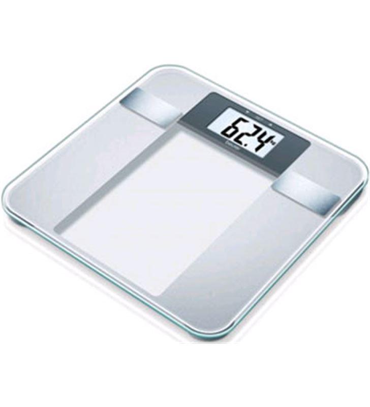 Bascula baño Beurer BG13 vidre diagnostica - BG13