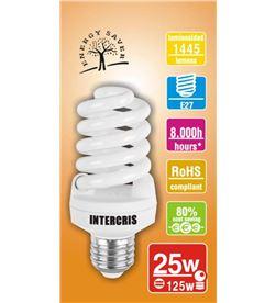 Intercris 160399 (039) bombilla bajo cons. 25w 8000h(039) - 160399-039