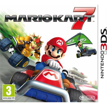Nintendo juego 3ds mario kart 7 nin2221381