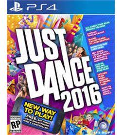 Todoelectro.es juego ps4 just dance 2016 hyp300077209 - 300077209