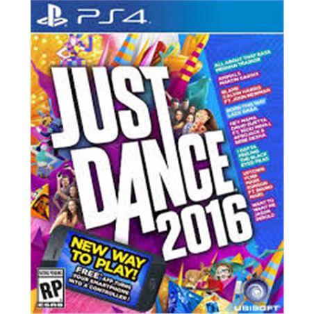 Todoelectro.es juego ps4 just dance 2016 hyp300077209
