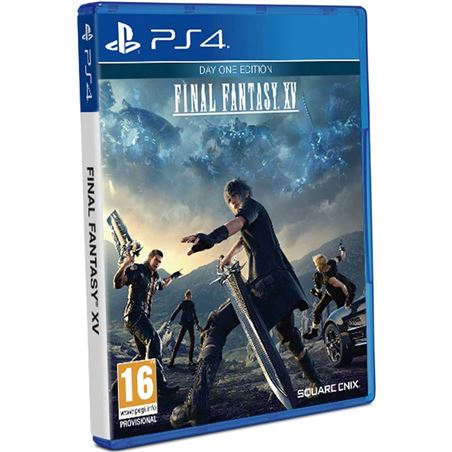 Todoelectro.es juego ps4 final fantasy xv day one edition bynd_ffxv_ps4