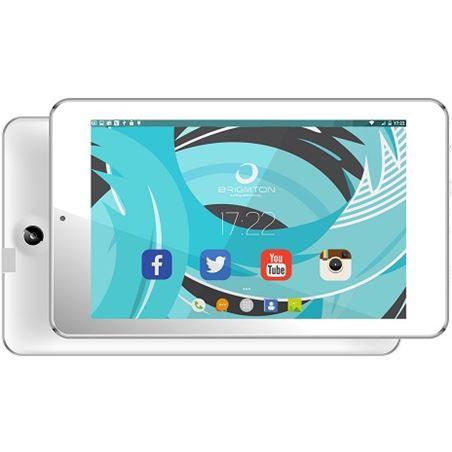 Tableta Brigmton 7'' blanco BTPC702B