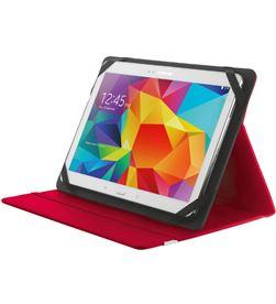 Funda universal tablet 10,1'' stand Trust roja TRU20316 - TRU20316