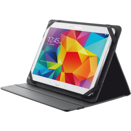 Funda universal tablet 10,1'' stand Trust negra TRU20058