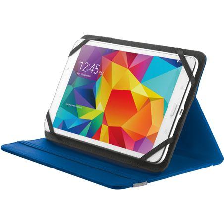 Funda universal tablet 7/8'' stand Trust azul TRU20313