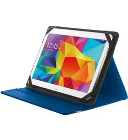 Funda universal tablet 10,1'' stand Trust azul TRU20315 - TRU20315