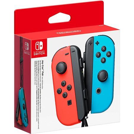 Nintendo set joy-con azul neã³n y rojo neã³n nin2510166