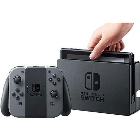 Consola Nintendo switch hw gris SWITCHGREY
