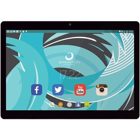 "Informatica tableta digital brigmton btpc1019qcb blanca 10,1"""