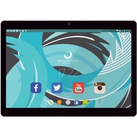 "Informatica tableta digital brigmton btpc1019qcn negro 10,1"""