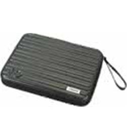Princes 405500 funda tablet 8'' s traveller rigida antracit - 8718448015174