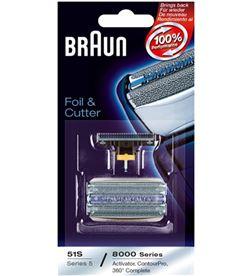 Braun COMBIPACK51S lamina+cuchilla apta afeitadora - COMBIPACK51S