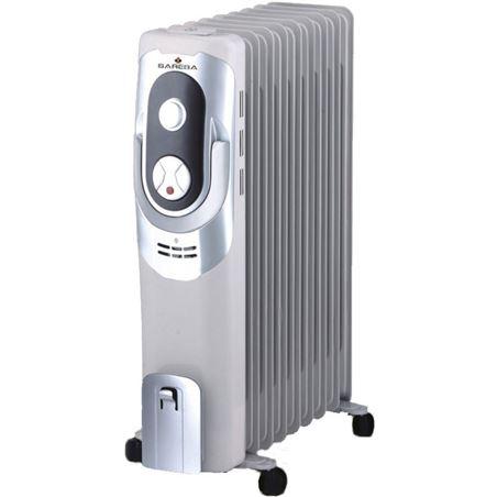 Todoelectro.es radiador de aceite sareba rasrbhdbd79(2000w) sarrasrbhdbd79